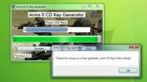 Arma II CD Key Generator 2013 - 100% Free Download - 100% Working - Updated 2013 {Mediafire Link}