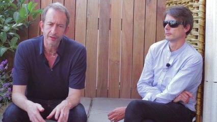Suede - Interview, Barcelona, 2013