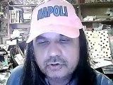Message d'un supporter napolitain à Edinson Cavani dit Le Matador