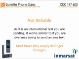 Free Texting Service Available For Isatphone Pro Satellite Phone Users In Australia