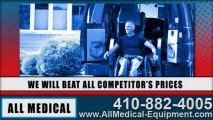 Wheelchairs & Stair Lifts Baltimore, Maryland (MD) - All Medical Equipment
