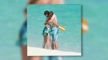 Andy Murray Celebrates Wimbledon Win With Girlfriend Kim Sears in the Bahamas