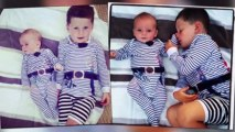 Coleen Rooney Posts Cute Snaps of Sons Kai and Klay in Matching Pirate Pyjamas