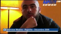 Medine - En critiquant SKYROCK j'ai fait une erreur, je me suis trompé d'ennemi