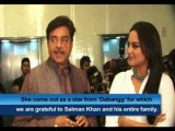 East or west Sonakshi is the best says Shatrughan