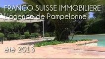 Villa de prestige à vendre PAMPELONNE - VILLA PAMPELONNE