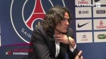 "Edinson Cavani au PSG : ""On va s'entendre avec Ibra, c'est un champion"""