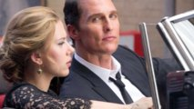 Scarlett Johansson & Matthew Mcconaughey Sizzle in Sexy Commercial
