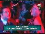 MORIA CASÁN CON GERARDO SOFOVICH REPASÓ SU CARRERA