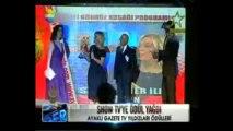 AYAKLI GAZETE 2012 ÖDÜLLERİ, SHOW TV ANA HABER'DE
