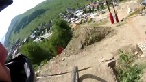 Drift HD Ghost Crankworx Slopestyle With Tomas Lemoine  Les Deux Alpes 2013