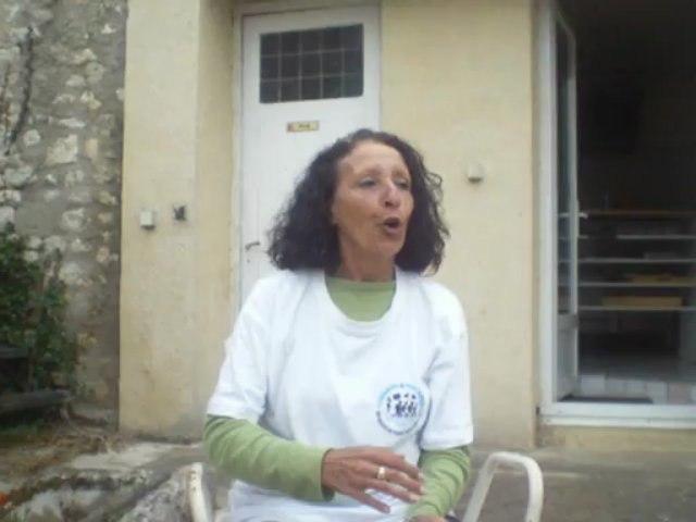 Paroles de marcheurs - Patricia