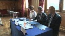 La Ville de Paris signe le Pacte national de lutte contre le gaspillage alimentaire
