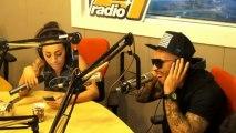 2 in 1 @ Radio 21- Ruby & Alex Velea - Fantezii (Live @ Matinalii 21)