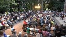 Musiques sous les étoiles - concert du 30 juin  2013 - Roncq