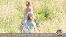 Au vert dans le  Parc des Cèdres 2013