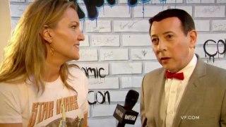 Comic Con Pee Wee Herman