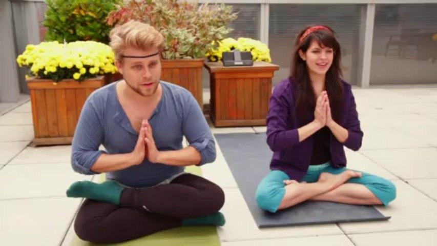 Hardly Working: Yoga Teachers
