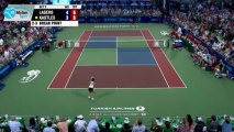 World TeamTennis Highlights: Springfield Lasers vs. Washington Kastles July 11th, 2013
