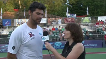 World TeamTennis: Mark Philippoussis Interview July 14th, 2013