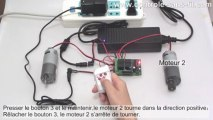 Comment Utiliser Kit Commande Radio Pour Contrôler le Moteur