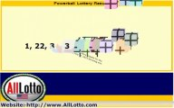 Powerball Lottery Drawing Results for July 17, 2013