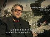 Interview Exclusive de Guillermo del Toro pour Pacific Rim