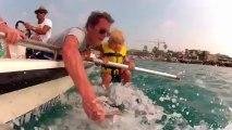FFSNW - Initiation Babyski nautique - Club de Ski Nautique de Cagnes-sur-Mer