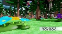 Disney Infinity (WIIU) - Trailer 11 - Syndrome (Indestructibles)