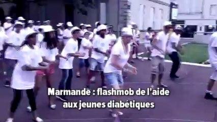 Marmande flashmob
