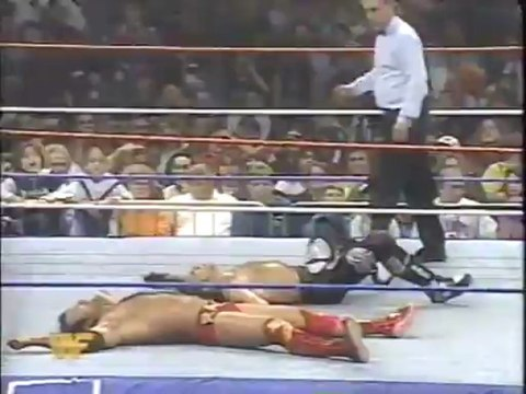 Action Zone '94 - Shawn Michaels & Diesel vs. 1-2-3 Kid & Razor Ramon (10.30)