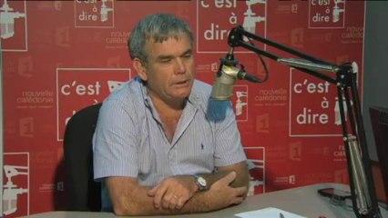 Georges Naturel, invité politique de C'est-à-dire