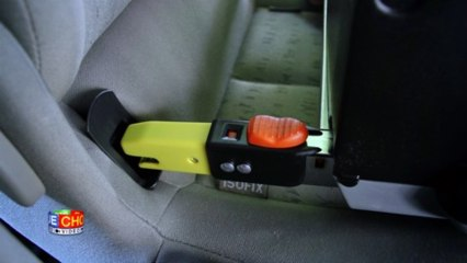 Sièges auto Isofix : décryptage