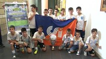 Napoli - La scuola calcio di Scampia (18.07.13)