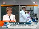 Prof. Dr. Yasemin Açık, TRT1'in Konuğu Oldu - Kanal 9