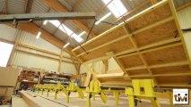 Millet Bois, Maisons à Ossature Bois à Guenrouet en Loire Atlantique (44)