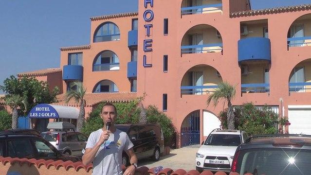 Découvrez l'hôtel des 2 Golfs à Leucate Méditerranée