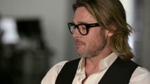 The Hollywood Issue - Hollywood Issue 2012: Brad Pitt and Bennett Miller (Part One)