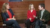 """Sundance Film Festival - Emma Roberts and Elijah Wood on """"Celeste and Jesse Forever"""""""