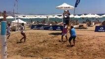 Οι παλιοί και οι νέοι: 14ο Τουρνουά NOVA Beach Volley @ Yabanaki