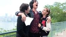 "Photo Shoots - ""The Perks of Being a Wallflower"" Photo Shoot with Emma Watson, Ezra Miller and Logan Lerman"