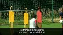 Laurent Blanc: 'Thiago Silva and Zlatan Ibrahimovic staying at PSG' – video