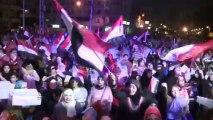 Movilización pide vuelta de Mursi
