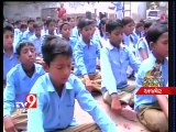 Tv9 Gujarat - Government school students boycott mid day meal , Ajmer , Rajasthan