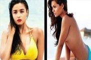 Alia Bhatt VS Esha Gupta - Bollywood Cat Fight -  Latest Bollywood Hindi Movie News