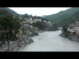 Footages of Rudraprayag after the floods