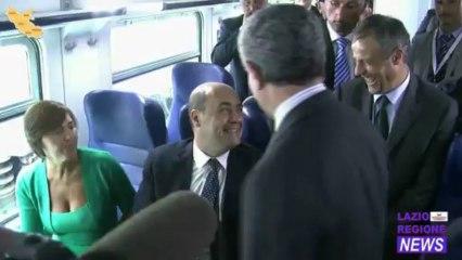 Un nuovo treno Vivalto per i pendolari del Lazio