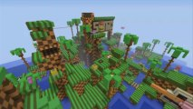 Minecraft Xbox 360 - SONIC THE HEDGEHOG MAP! AWESOME MAP W/