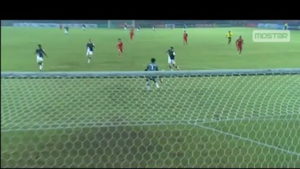 Philippe Coutinho and Raheem Sterling Goal vs Indonesia XI