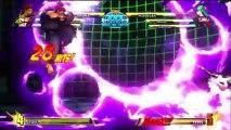 Marvel Vs Capcom 3 hyper Combos Akuma HD 720p Xbox 360